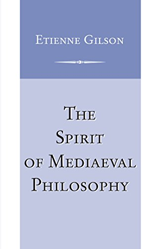 9780268017408: The Spirit of Mediaeval Philosophy