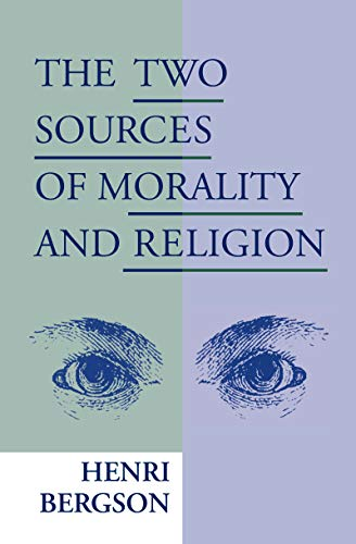 9780268018351: The Two Sources of Morality and Religion
