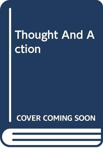 9780268018474: Thought and Action