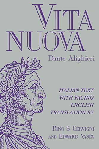 9780268019266: Vita Nuova: Italian Text with Facing English Translation