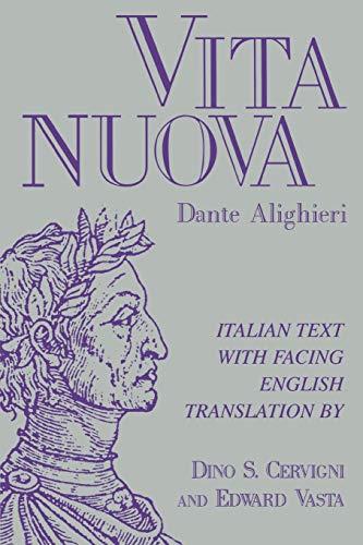 9780268019266: Vita Nuova: Italian Text with Facing English Translation