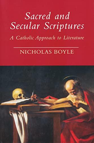 9780268021788: Sacred Secular Scriptures (Erasmus Institute Books (Hardcover))