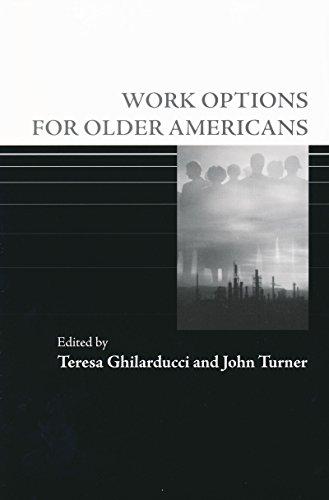 9780268029708: Work Options for Older Americans