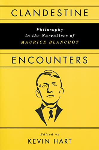 Clandestine Encounters: Philosophy in the Narratives of