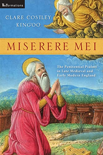 9780268033248: Miserere Mei: The Penitential Psalms in Late Medieval and Early Modern England