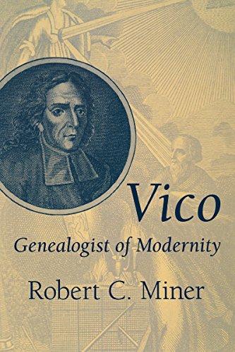 9780268034689: Vico: Genealogist of Modernity