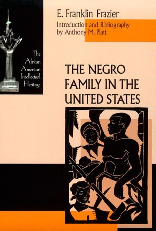 9780268036508: Negro Family In The United States (ND Afro/Amer Intellectual Heritage)