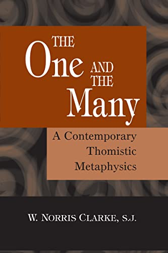 9780268037079: The One and the Many: A Contemporary Thomistic Metaphysics