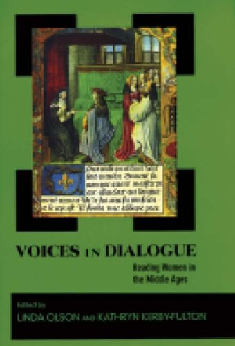 9780268037178: Voices in Dialogue: Reading Women in the Middle Ages