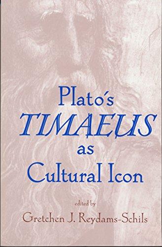 9780268038724: Plato's Timaeus as Cultural Icon