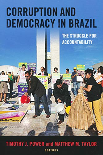 9780268038946: Corruption and Democracy in Brazil: The Struggle for Accountability (Helen Kellogg Institute for International Studies)