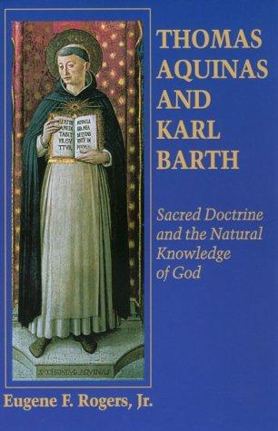 9780268042080: Thomas Aquinas Karl Barth (Revisions, a Series of Books on Ethics)