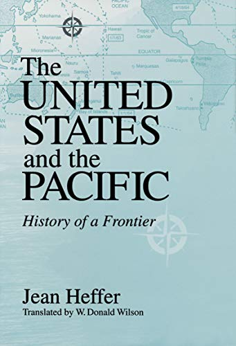 9780268043087: The United States and the Pacific: History of a Frontier