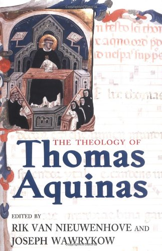 9780268043636: The Theology of Thomas Aquinas