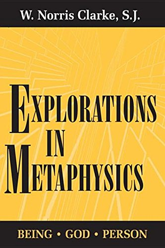 9780268078553: Explorations in Metaphysics