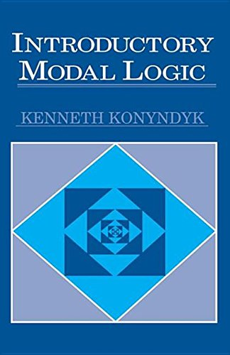 9780268082581: Introductory Modal Logic