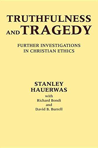 9780268093570: Truthfulness And Tragedy