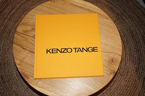 Kenzo Tange, 1946-69: Architecture and Urban Design 9780269026867 [publisher: Praeger, 1970] COLLECTORS LIKE NEW - Hardcover with clear acetate dustjacket. Illustrated slipcase included. Interior pages