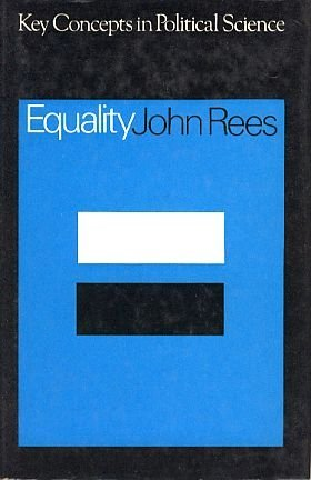 what are the concepts of equality