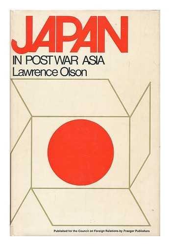 9780269027321: Japan in Postwar Asia