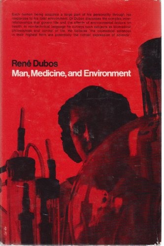 9780269670305: Man, Medicine and Environment
