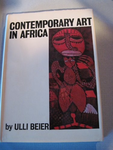 9780269992834: Contemporary art in Africa