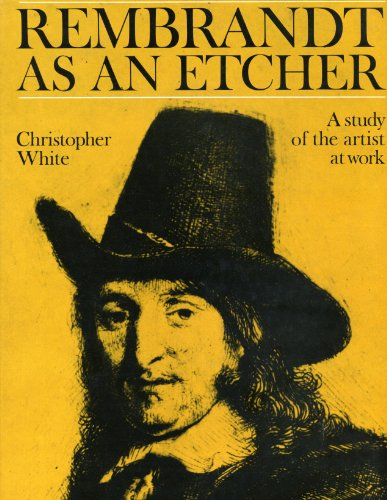 9780271000848: Rembrandt As an Etcher; A Study of the Artist at Work.