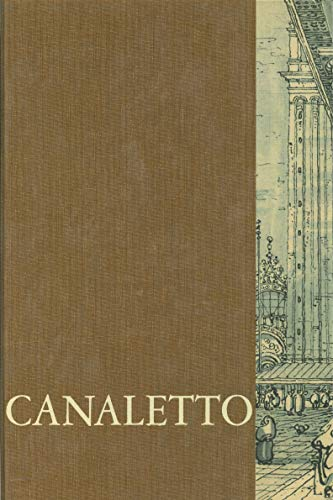 9780271001050: Canaletto: Drawings