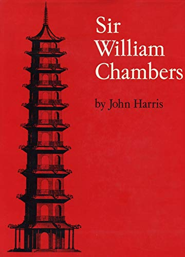 9780271001333: Sir William Chambers