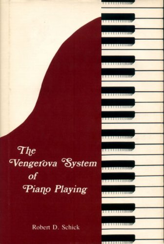 9780271003139: The Vengerova System of Piano Playing