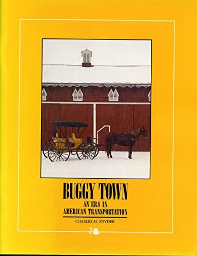 9780271003771: Buggy Town: An Era in American Transportation (Keystone Books)