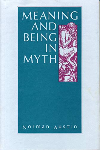 9780271006819: Meaning and Being in Myth