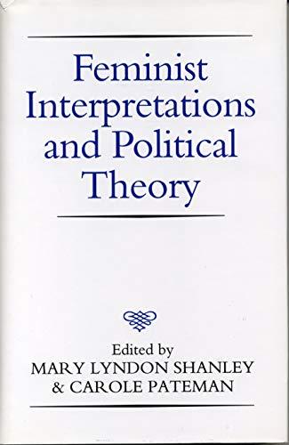 Feminist Interpretations and Political Theory