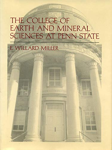 9780271007960: The College of Earth and Mineral Sciences at Penn State