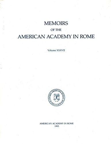 9780271008257: Cosa III: The Buildings of the Forum (The Memoirs of the American Academy in Rome)