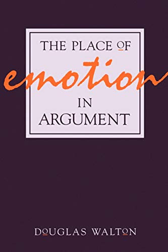 9780271008530: The Place of Emotion in Argument