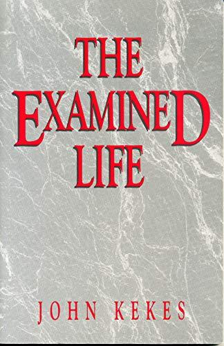 9780271008738: The Examined Life