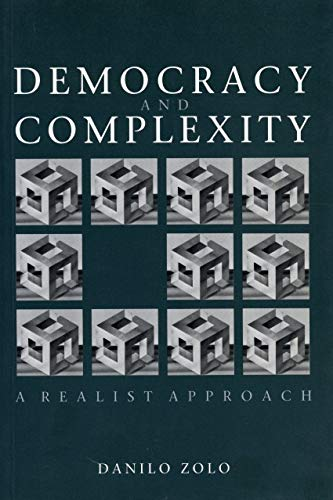 9780271008912: Democracy and Complexity: A Realist Approach