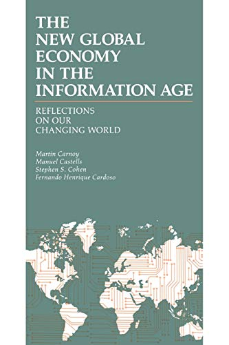 9780271009100: The New Global Economy in the Information Age: Reflections on Our Changing World