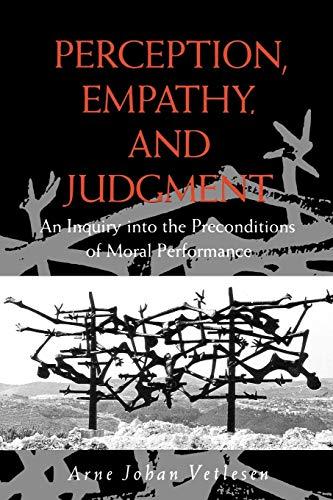 Perception, Empathy, Judg.-Ls, Pod: Arne Johan Vetlesen
