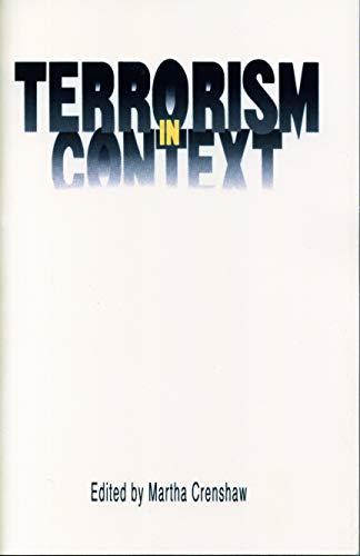 9780271010144: Terrorism in Context