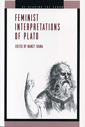 9780271010434: Feminist Interpretations of Plato (Re-Reading the Canon)
