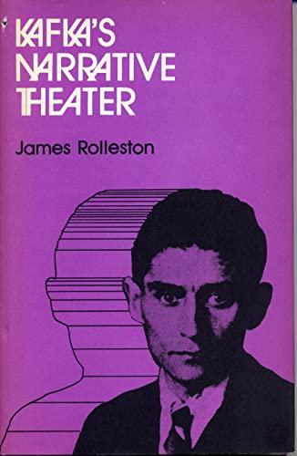 9780271011219: Kafka's Narrative Theater