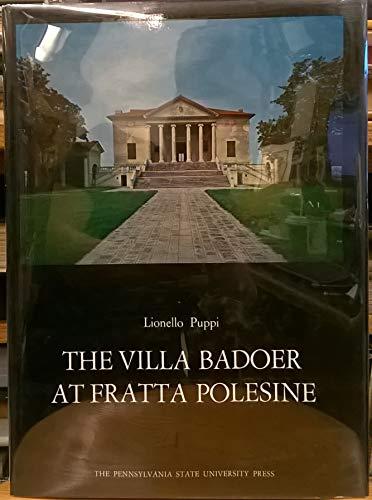 9780271012032: Villa Badoer at Fratta Polesine: 007