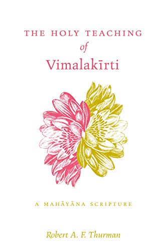 9780271012094: The Holy Teaching of Vimalakirti: A Mahayana Scripture