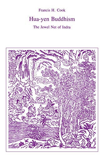 9780271012452: Hua-Yen Buddhism: The Jewel Net of Indra (Iaswr Series)
