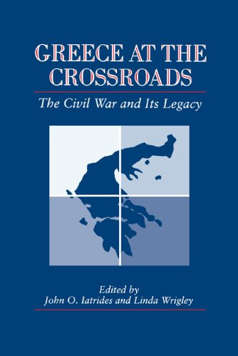 9780271014111: Greece at the Crossroads: The Civil War and Its Legacy