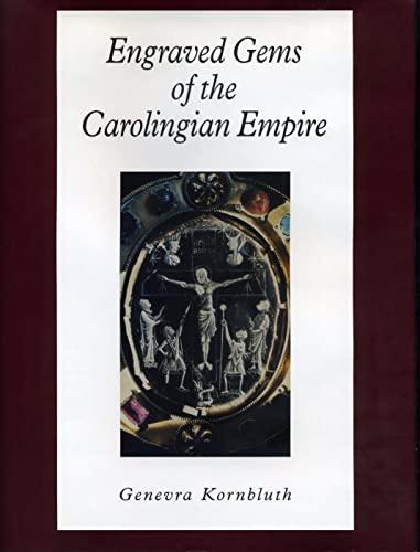 9780271014265: Engraved Gems of the Carolingian Empire