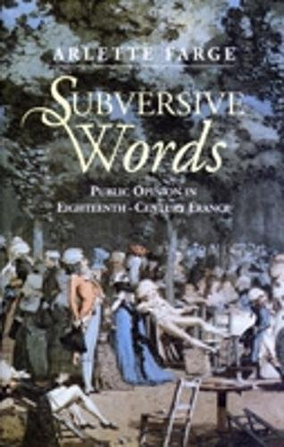 9780271014319: Subversive Words - CL.*