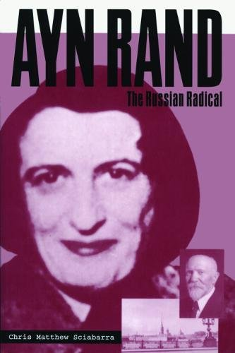 9780271014401: Ayn Rand: The Russian Radical